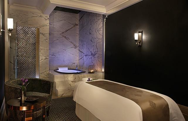 Iridium Spa Male Treatment Room