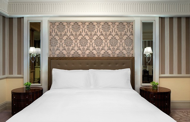 King Bed in Deluxe Room