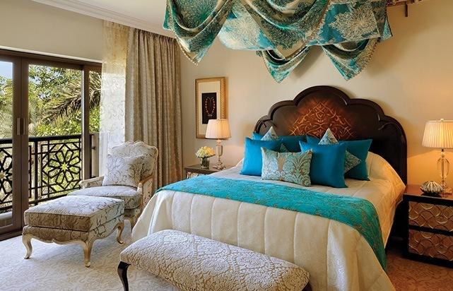 Executive Suite Master Bedroom