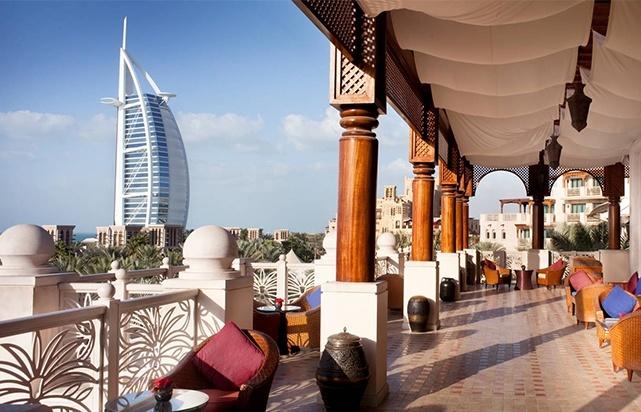 Al Fayrooz Burj AL Arab View