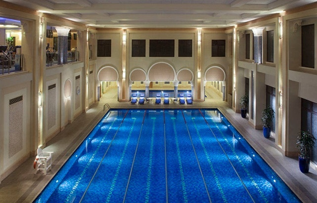 Talise Fitness Lap Swimming Pool