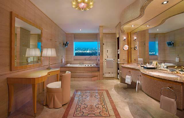 Prince Suite - Bathroom
