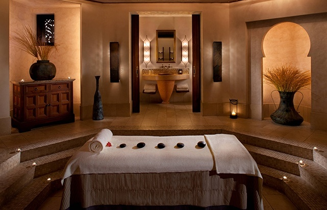 Talise Spa Treatment Room