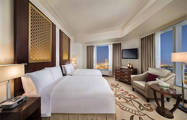 2 Double Bed Deluxe Suite Skyline