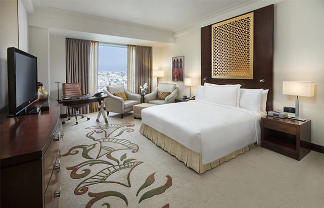 King Deluxe Room Sea View