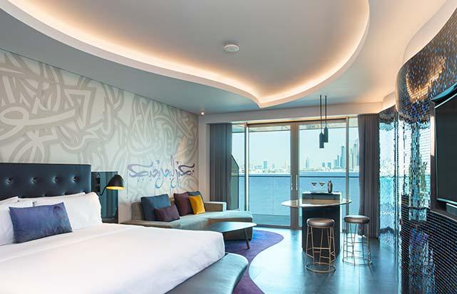 Spectacular Room