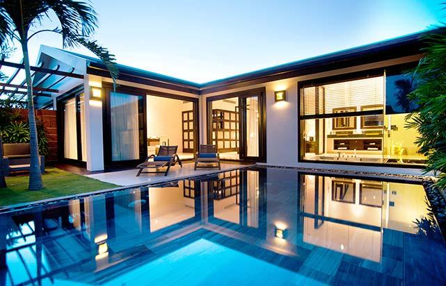 Pool Villa Outdoors