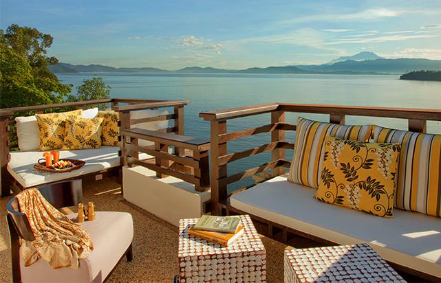 Suria Suite Balcony