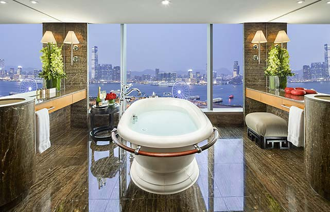 Harbour Suite Bathroom