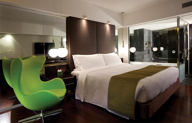 Green City Room