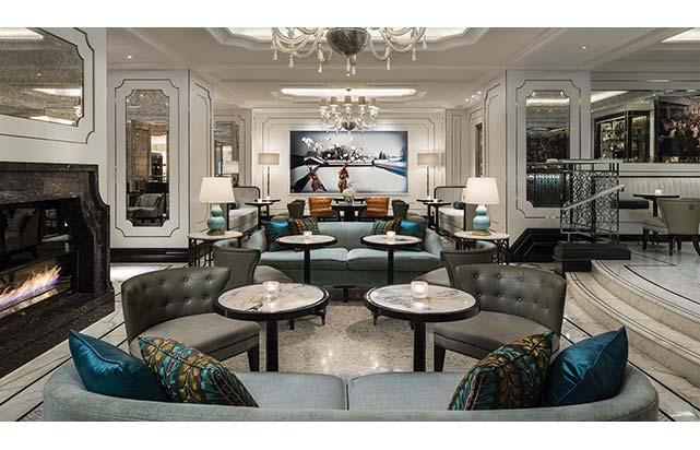 Artesian Restaurant - Seating Area