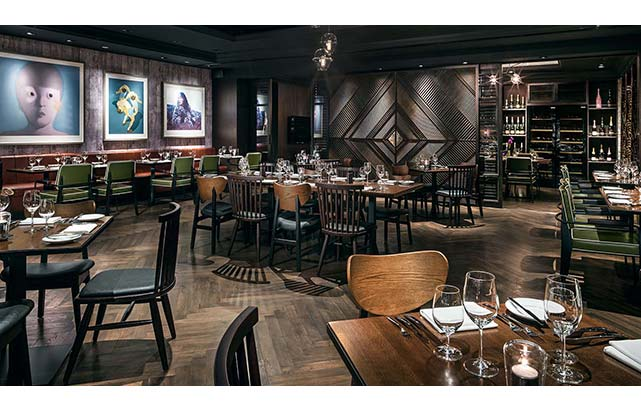 Bostonian - Seafood and Grill Restaurant