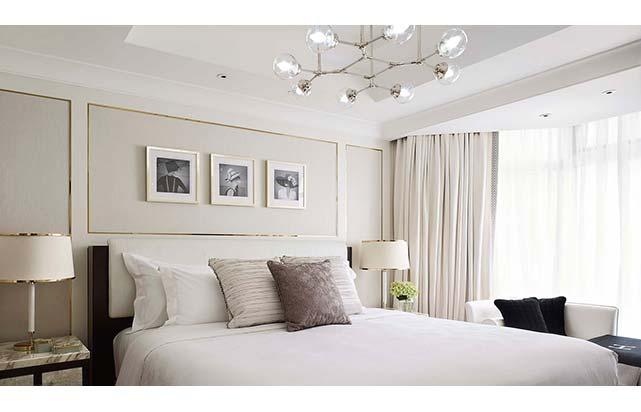 Director Suite Bedroom