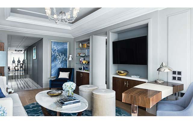 Harmony Suite - Living Room