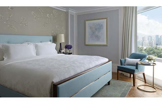 Langham Suite - Bedroom