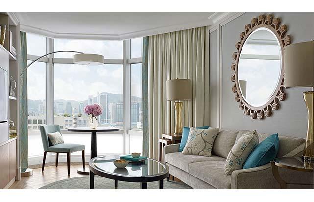 Langham Suite - Living Room