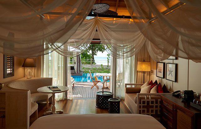 Beach Villa Room - Outlook