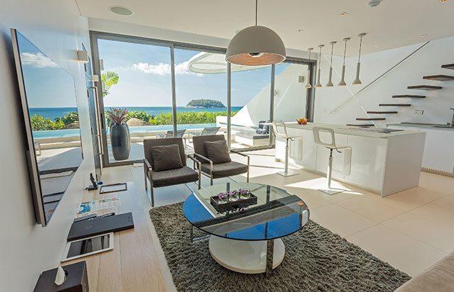 Interior Oceanview