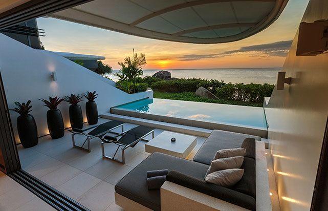 Sky Villa Oceanloft Sunset Terrace Oceanview