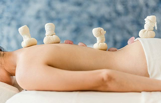 Spa Day Pumice Stone Therapy