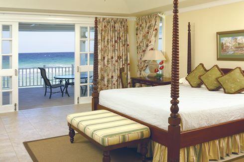 Hibiscus Suite Bedroom