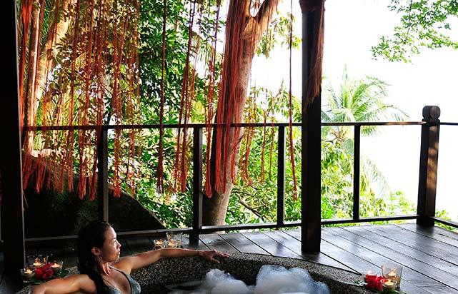Samadhi Spa Hot Tub
