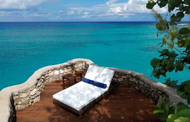 White Suite - Deck