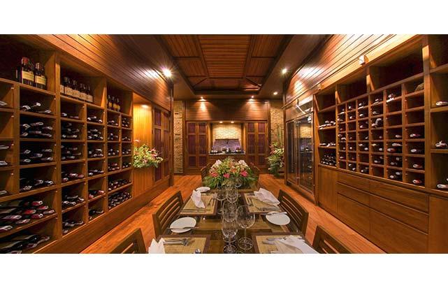 Banyan Tree - Wine Cellar