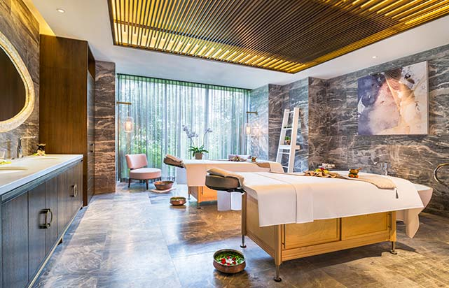 Iridium Spa Couple Treatment Suite