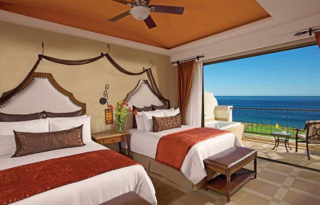 Preferred Club Junior Suite Ocean View - Double