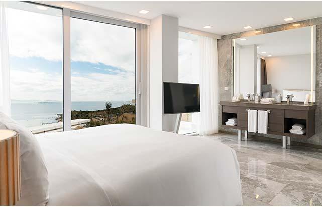 Three Bedroom Terrace Residence - Bedroom
