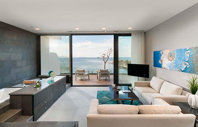 Junior Suite - Living