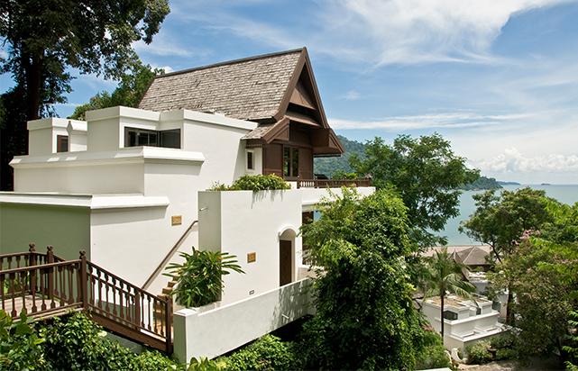 Hill Villa Exterior
