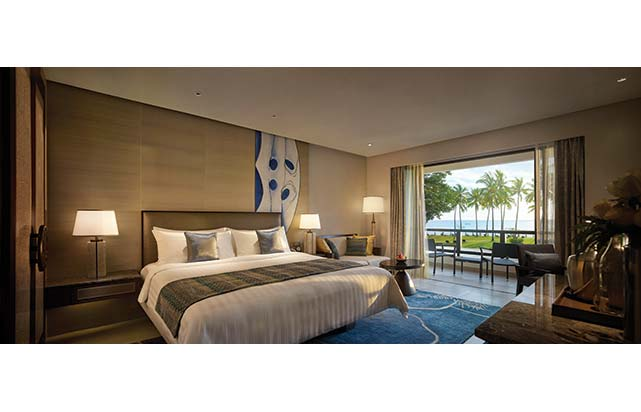Deluxe Seaview Room - King