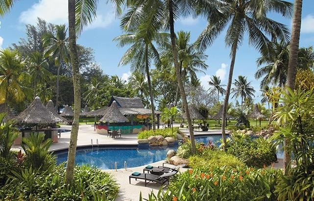 Resorts Pool Area