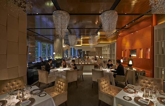Mandarin Grill Restaurant