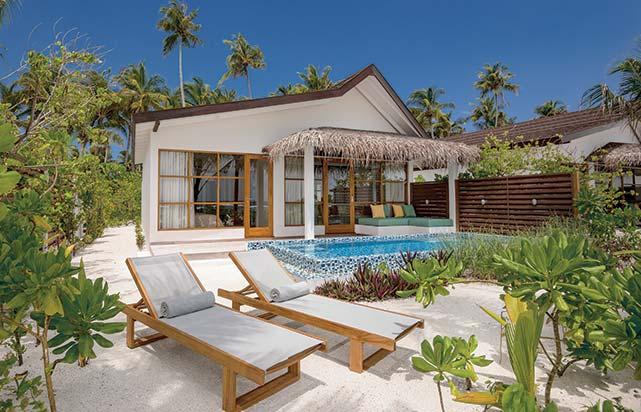 Beach Family Pool Suite