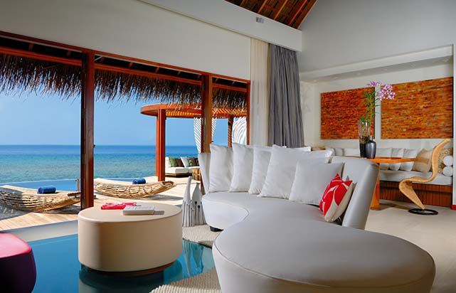 Wow Ocean Escape Living Room