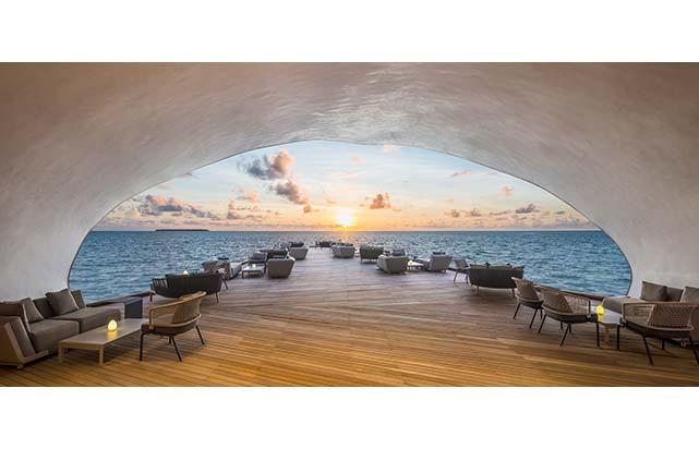 Whale Bar Deck