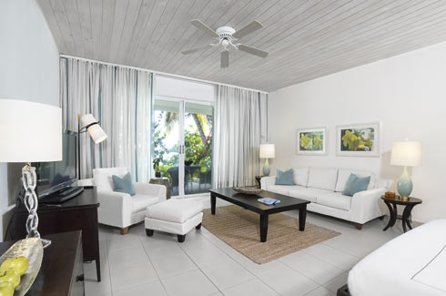 Beach Suite Living Room