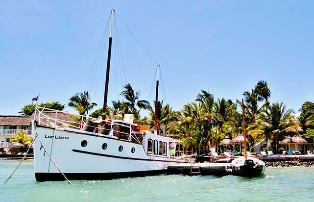 Lady Lisbeth Boat