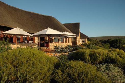 Garden Lodge Terrace
