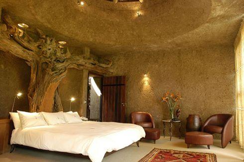 Amber Suite Bedroom