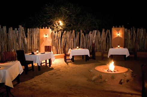 Boma at Night