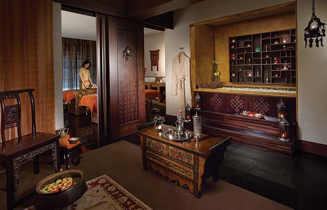 CHI The Spa, Couple treatment