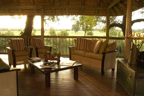 Deck at Waterhole