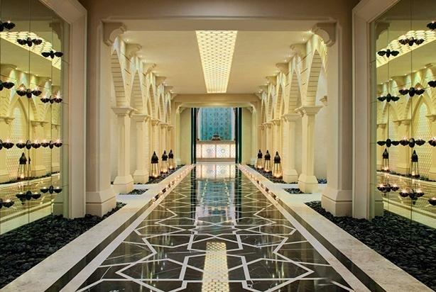 Talise Ottoman Spa - Entrance Hallway