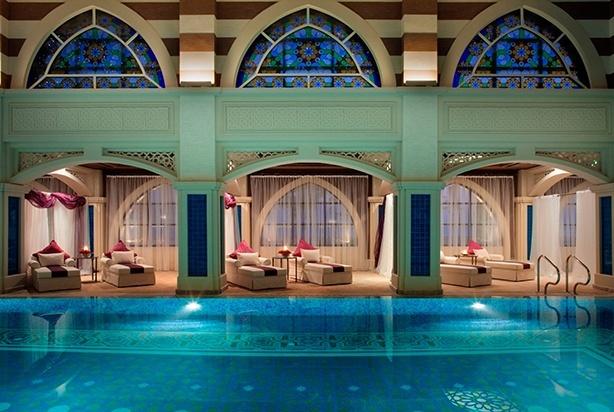 Indoor Thalassotherapy Pool