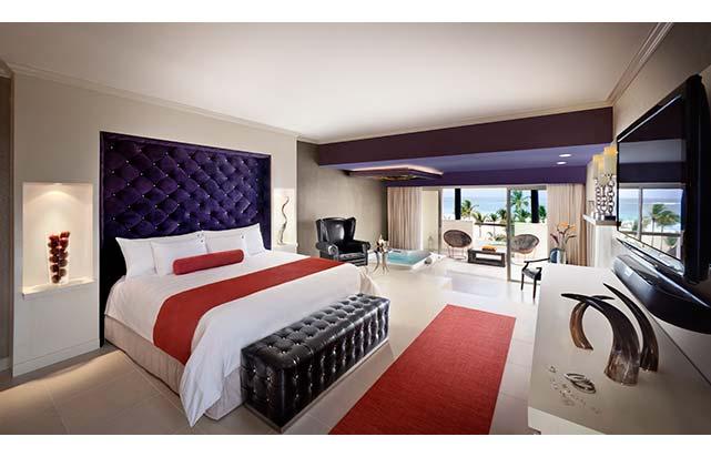 Rockstar Suite Bedroom