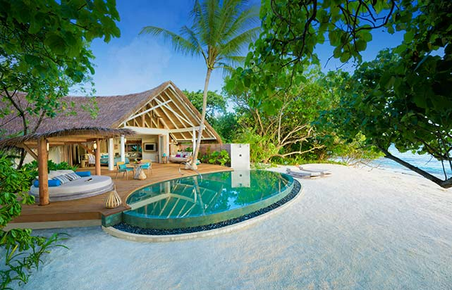 Beach Pool Villa - Exterior
